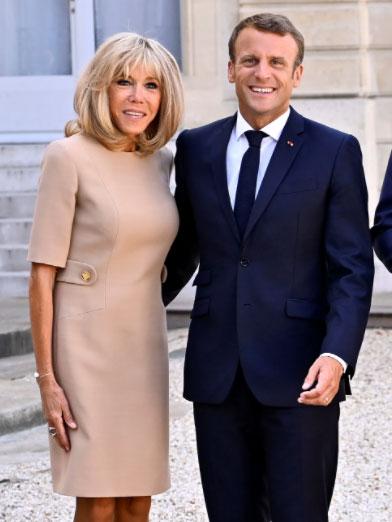 Emmanuel macronподлинная учетная запись @emmanuelmacron. Emmanuel Macron Wiki, Age, Height, Wife, Family, Biography ...