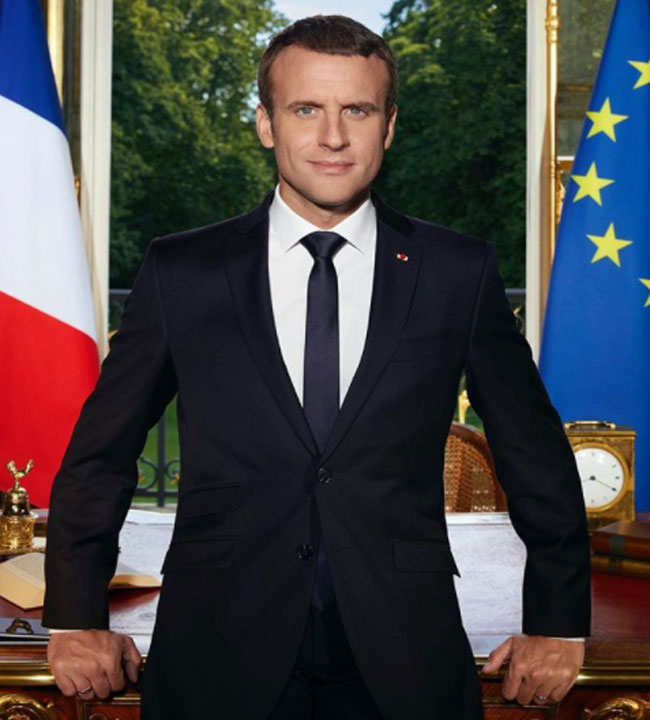 Emmanuel Macron Wiki Age Height Wife Family Biography More Famous People Wiki
